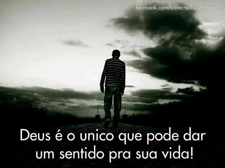 Imagens Para Facebook Deus E O único Que Pode Dar Sentido Para Sua