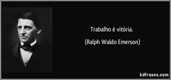 VITÓRIA E TRABALHO